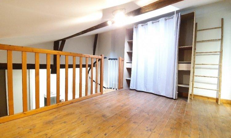 Chambre / Mezzanine